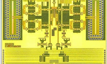 """DARPA's Silicon """"System On A Chip"""" Is Pretty"""