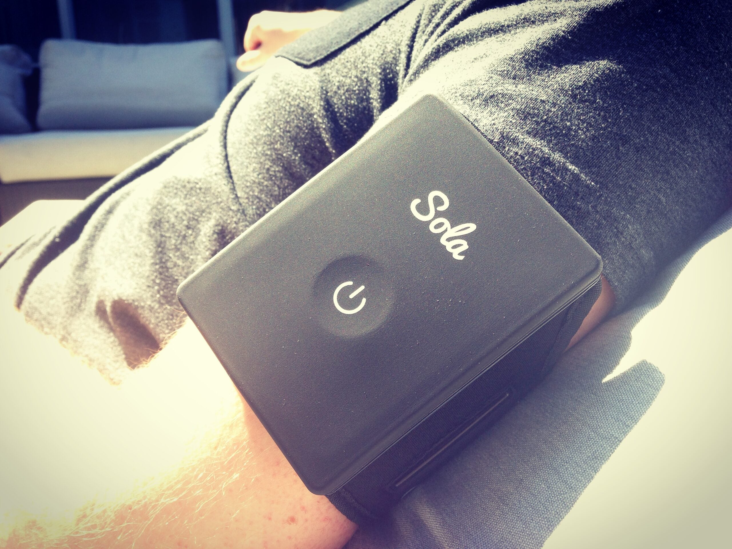 Sola Is Your Own Personal Heater