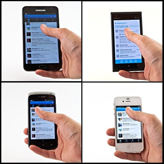 Samsung Galaxy Note II Is Even Bigger
