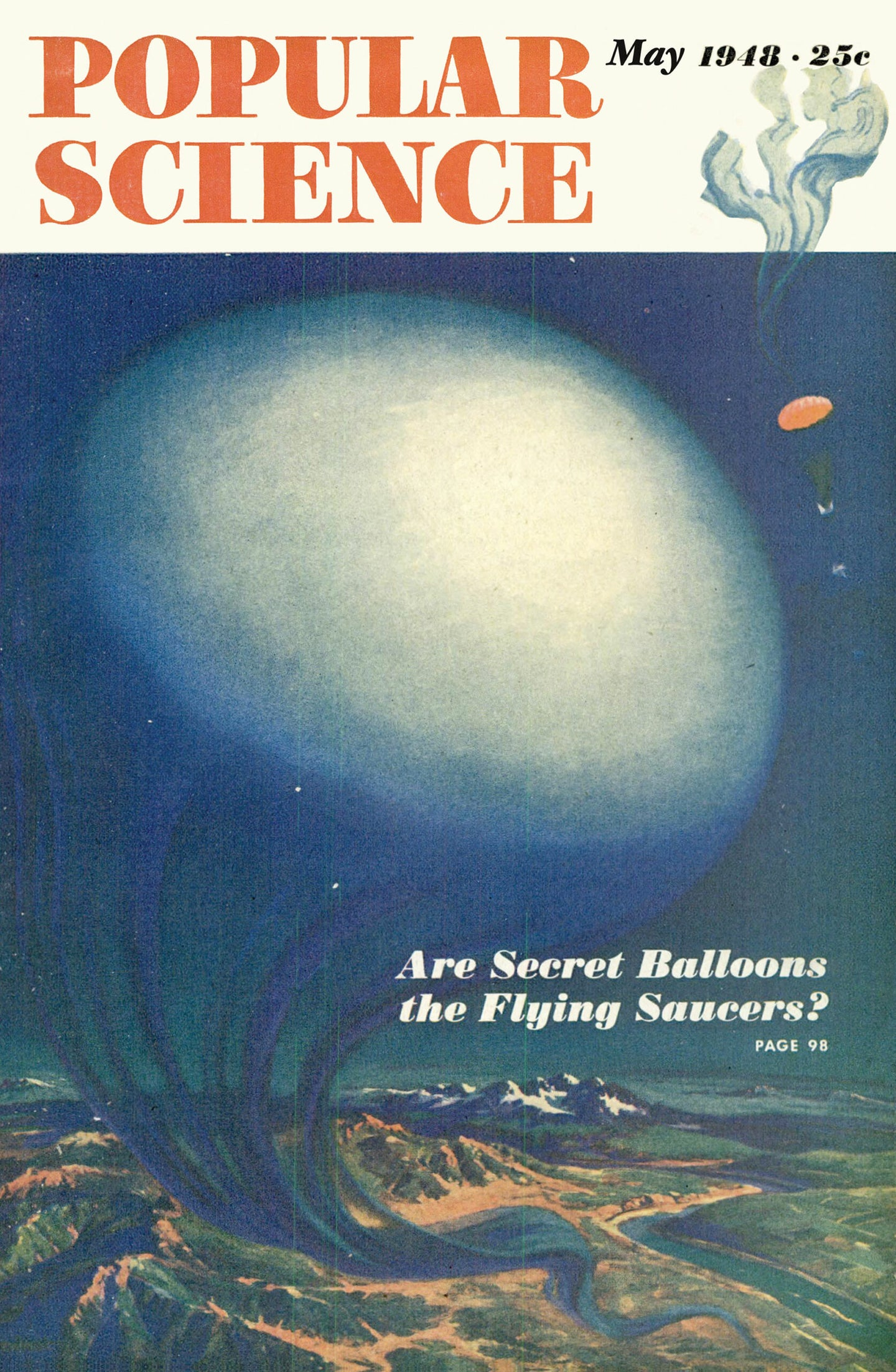 From The Archives: Balloons Explore The Stratosphere