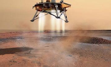 NASA Tweaks a Spacecraft's Path en Route to Mars