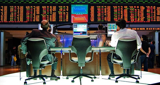 Financial Trading Algorithms Aren't Just Making Deals, They're Making War