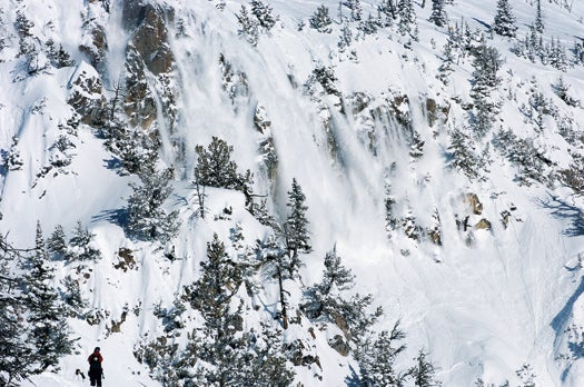 Growing Snow to Help Predict Avalanches
