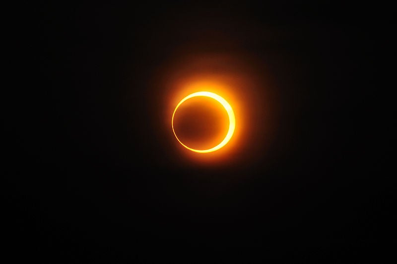 Skywatchers Take Note: Sunday's Annular Solar Eclipse Will Leave a Ring of Fire in the Sky