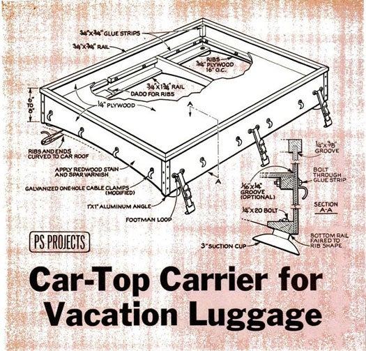 Luggage Carrier: July 1965
