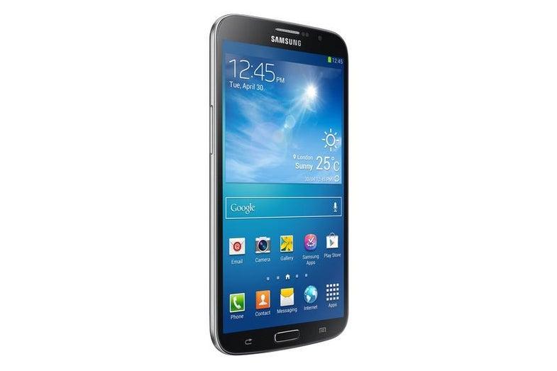 "Oh, Lord: Samsung Announces Enormous Phone Called ""Galaxy Mega"""