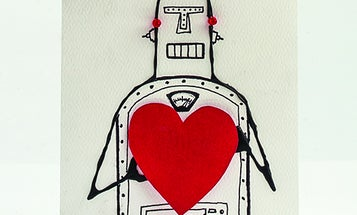 Light Up Your Love Life With A DIY Electric Valentine