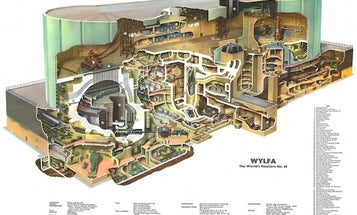 Vintage Cutaways Show the Nuclear Reactors of Our Past (and Present)