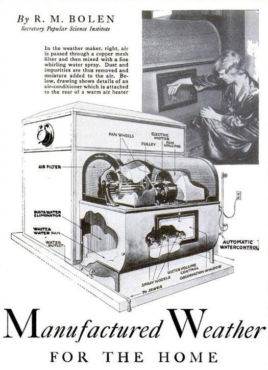Weather Maker: June 1933