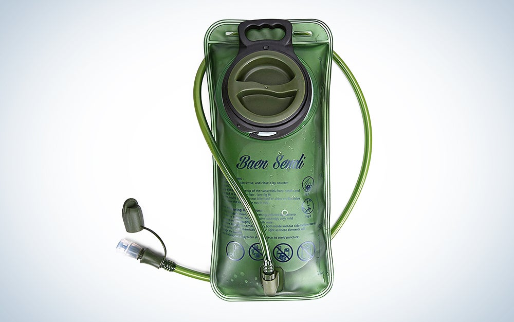 A hydration bladder for 78 percent off? I'd buy it.