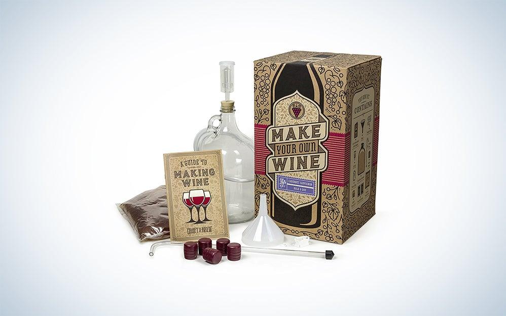 Craft a Brew Pinot Grigio Wine Making Kit