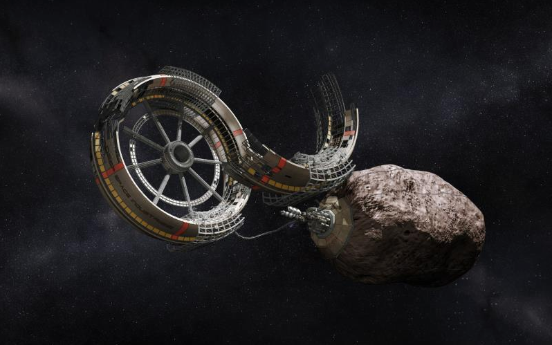 Space Mining Bill Passes In Congress