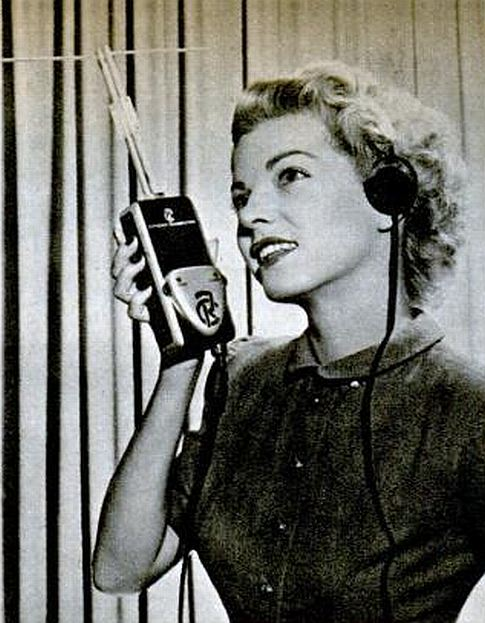 Walkie-Talkie Weighs 2 1/2 Pounds