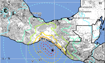 8.1 magnitude earthquake is one of the strongest to ever hit Mexico