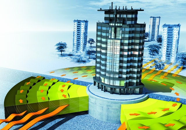 Earthquake-Proof Skyscrapers Hide From Seismic Waves