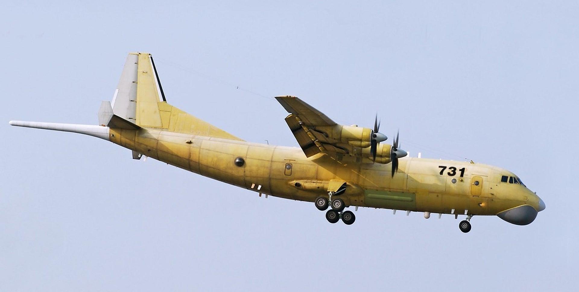 China anti-submarine Y-8Q Y-8GX6