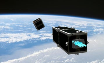 Video: The Swiss are Developing a Family of Small Satellites to Tidy Up Junk in Orbit