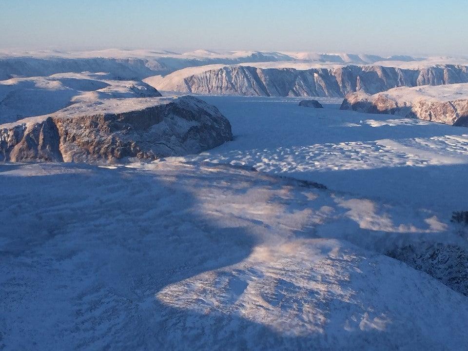Leidy Glacier