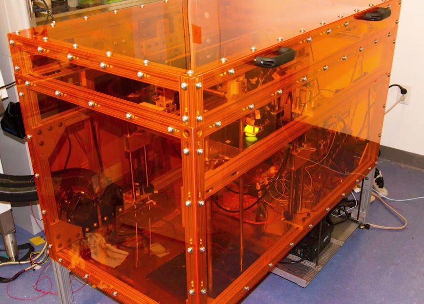 MIT's New 3D Printer Can Print 10 Materials Simultaneously