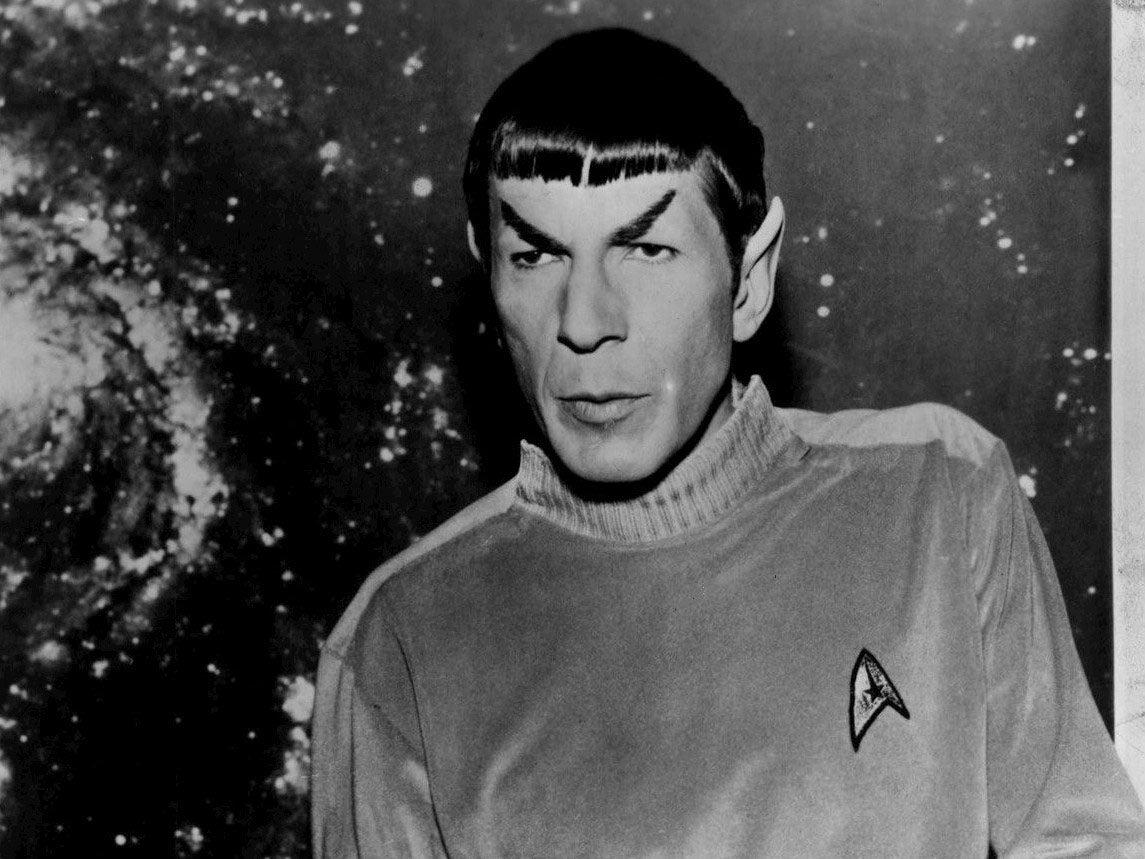 Star Trek's Leonard Nimoy Dies At 83