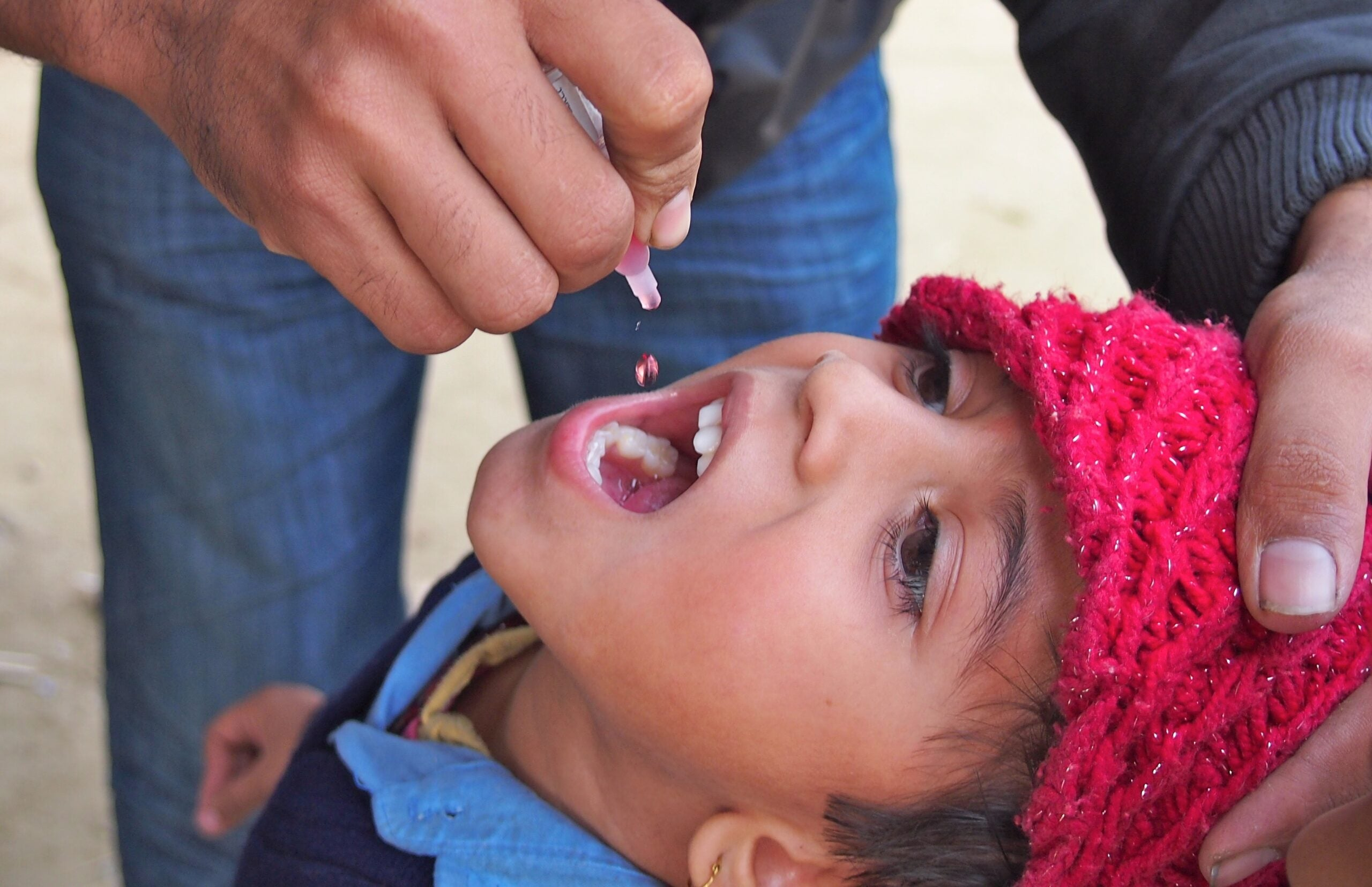 With India On Board, Southeast Asia Could Soon Be Declared Polio-Free