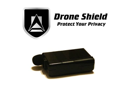 Crowdfund A Shield That Protects Against Snooping Drones