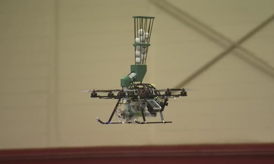 These Drones Start Fires And Drop Bombs–For Good