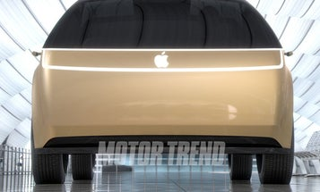 There's No Way In Hell This Is The Apple Car