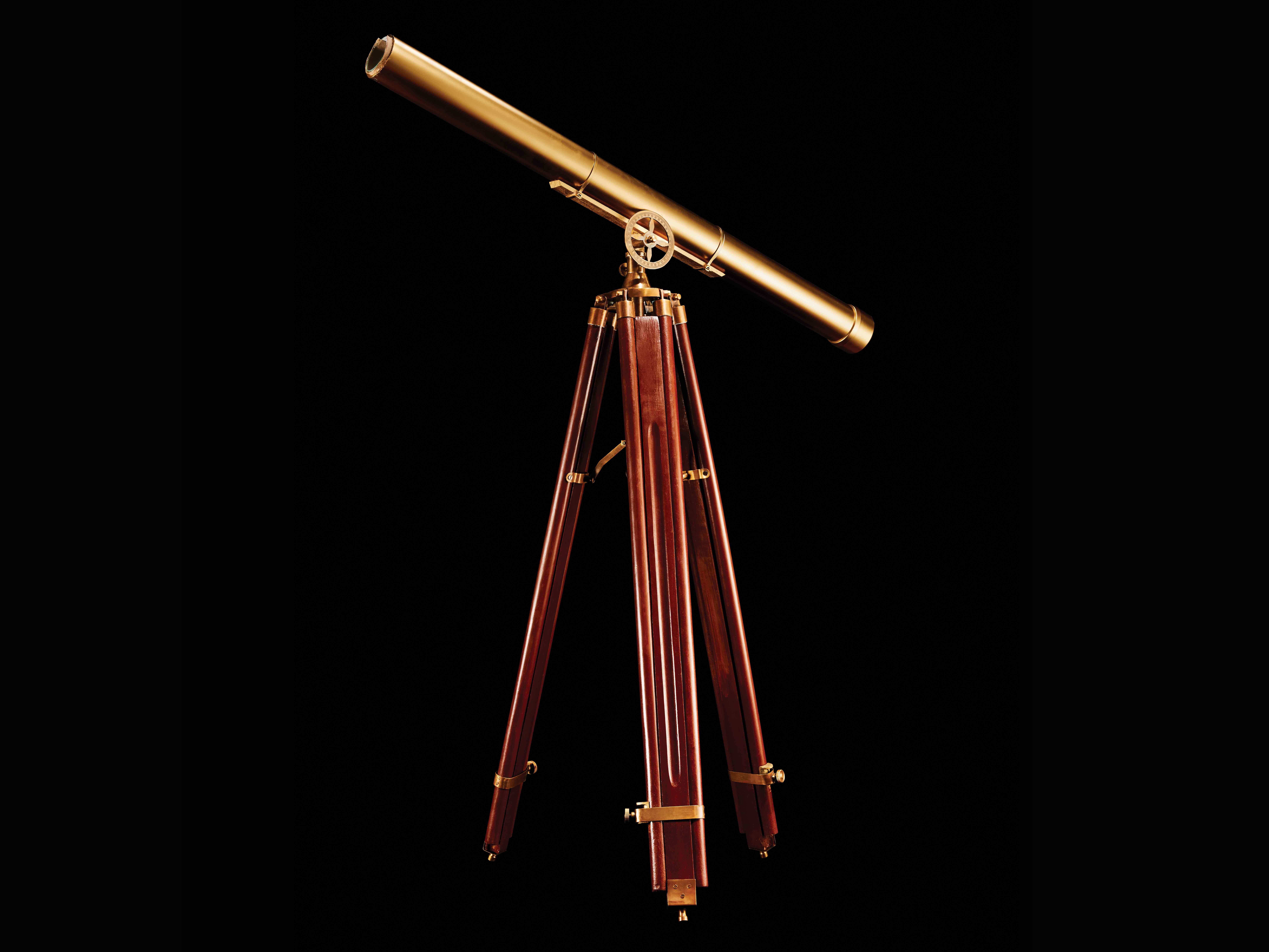 A DIY version of Galileo's telescope