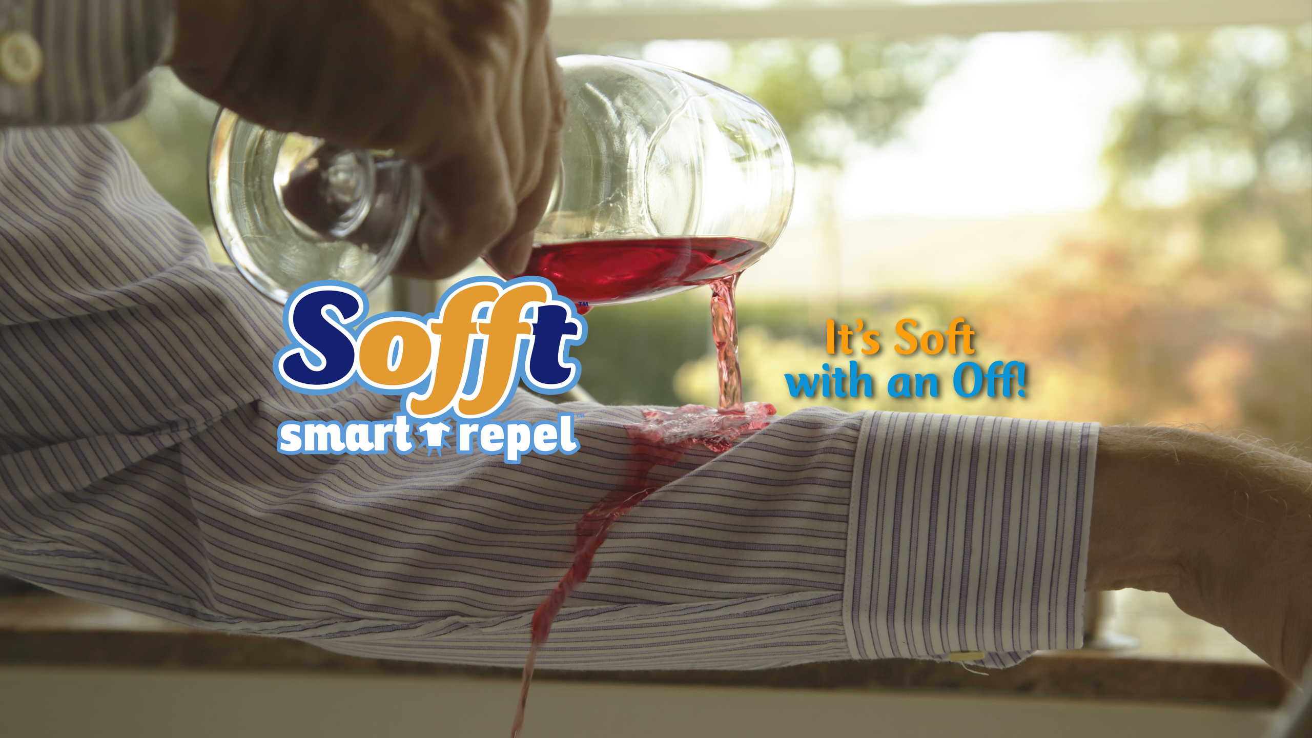 New Fabric Softener Tech Promises Clothes That Never Stain