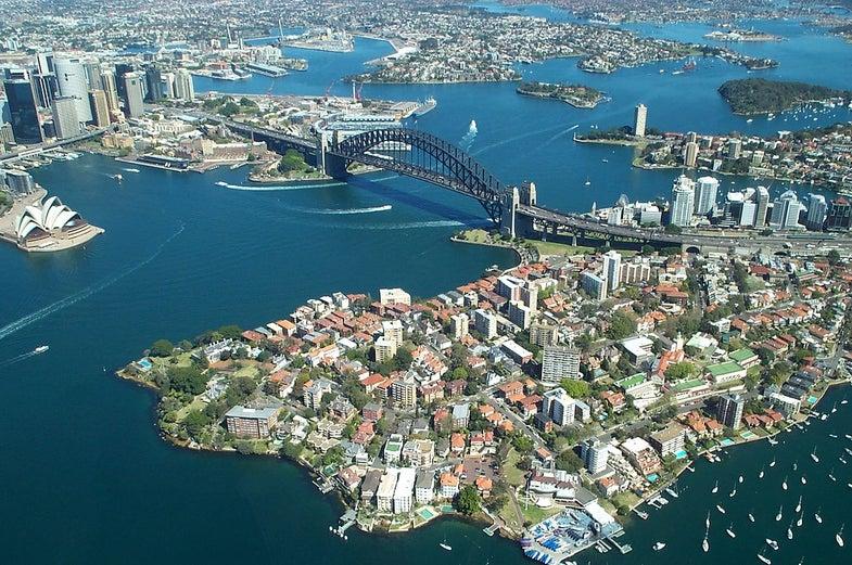 Australia beautiful country