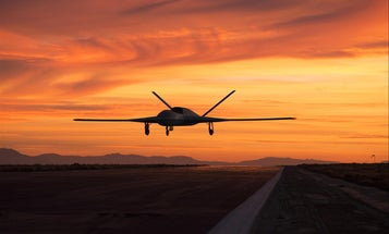 General Atomics Wants To Put Lasers On Drones