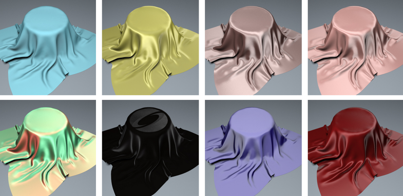 The Most Realistic Renderings Of Cloth We've Ever Seen