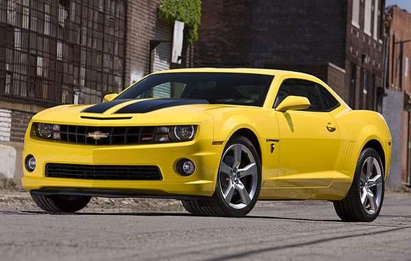 Get Your Autobots Here: General Motors to Offer Bumblebee Camaro