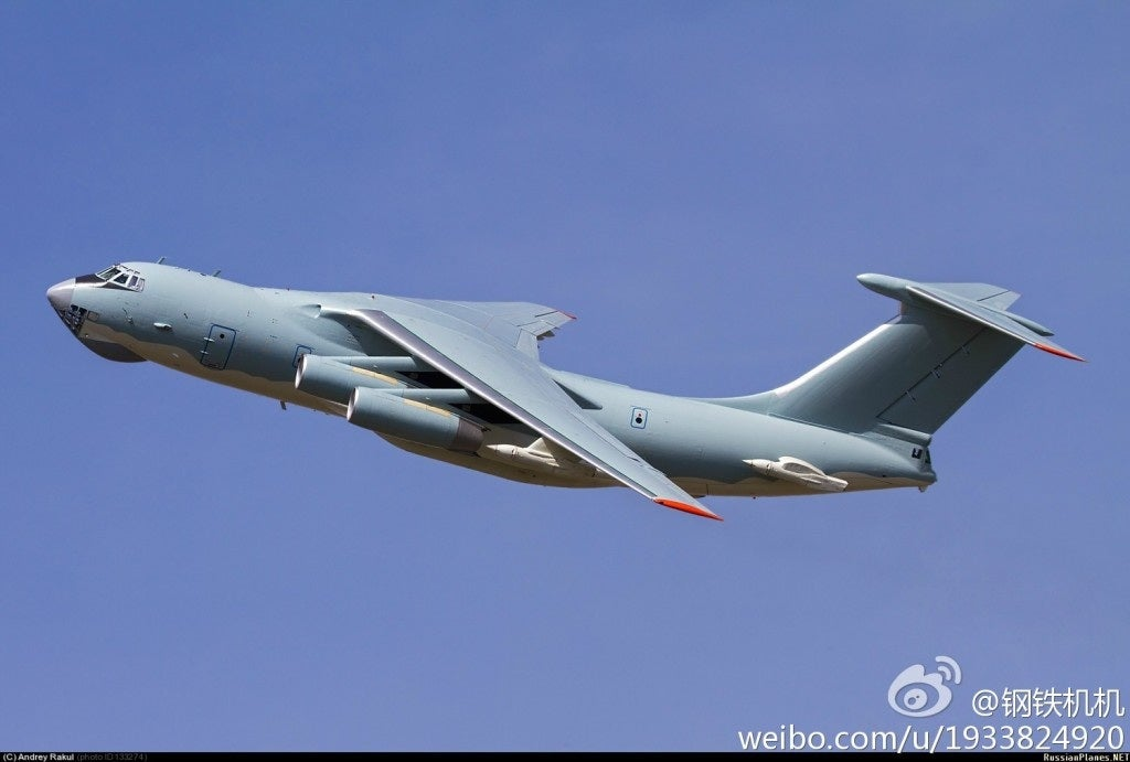 Finally, A Modern Chinese Aerial Tanker