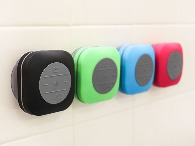 This XXL shower speaker helps you rock the morning rush for under $20
