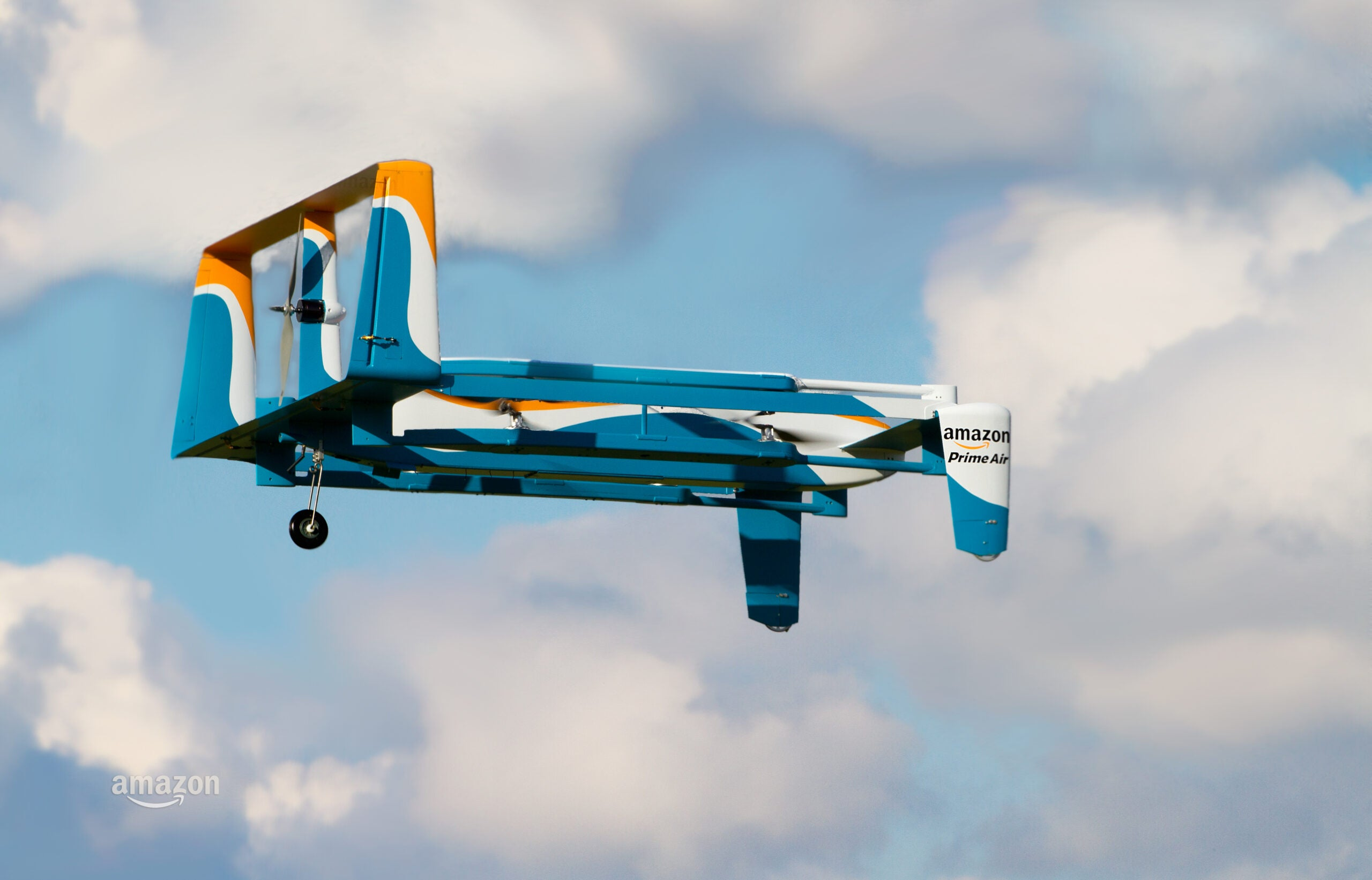 Amazon's Drone Future Is A Lot Like Its Online Present
