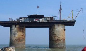 Seastead, Ahoy!