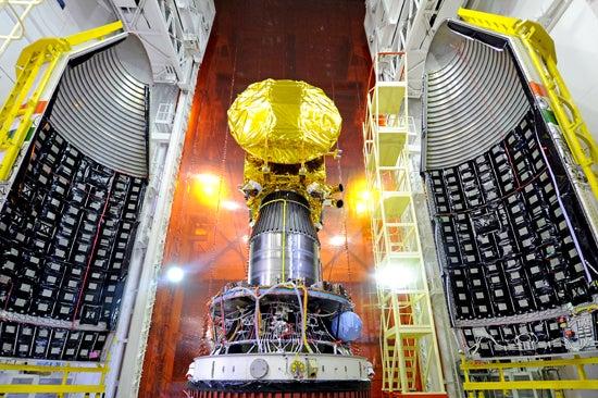 Countdown Begins For India's Mars Orbiter