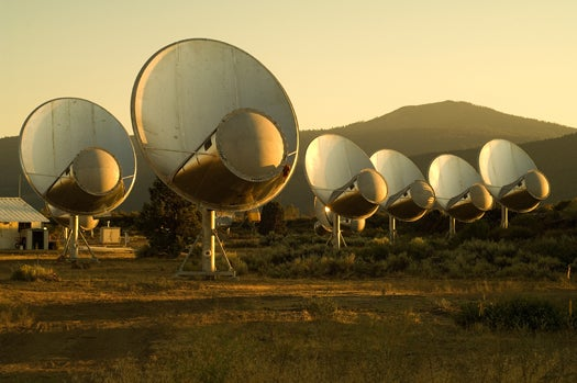 SETI Releases Its Collected Data to the Public, Wants Open-Source Search for Whatever's Out There