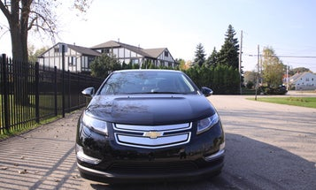 Never Mind the Naysayers: The Chevy Volt is Excellent