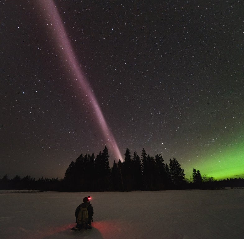 Meet STEVE, and 7 other mysterious glowing things you'll find in the night sky
