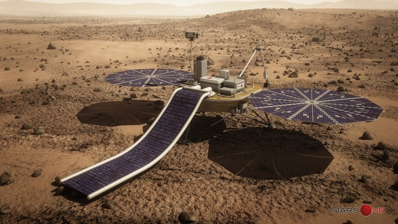 One-Way, Manned Mission To Mars Just Got Closer To Reality