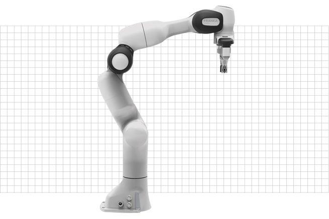 replicating robot arms