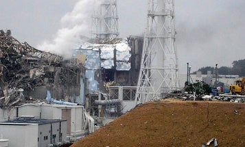 As Radioactive Situation Worsens in Japan, Authorities Plan to Seal Reactor With Shellac