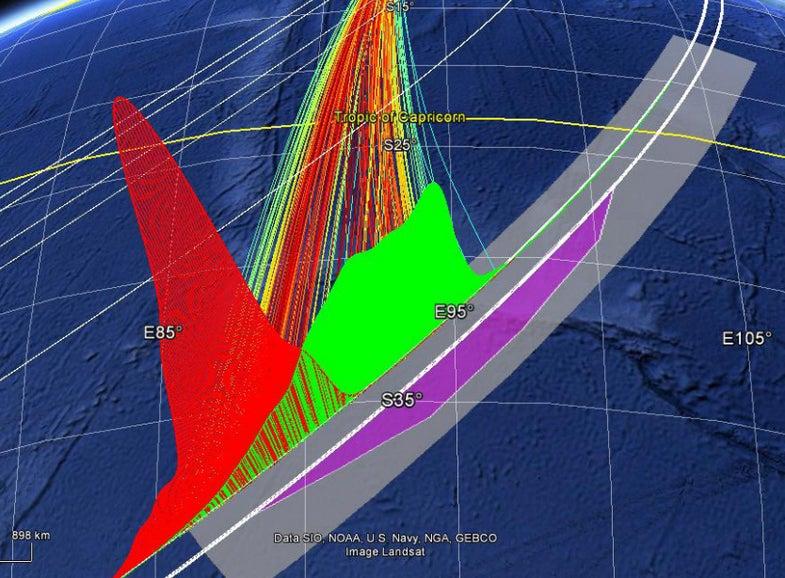 Investigators Narrow MH-370 Crash Site To Smaller Stretch Of Ocean