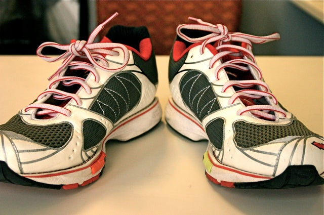 Tech in Training: My Custom Running Shoes