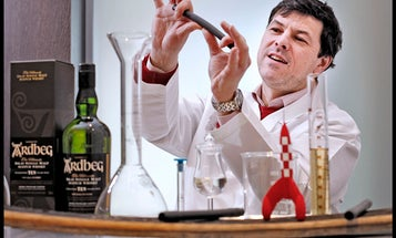 How Well Does Scotch Age in Zero Gravity? A Distiller Launches Some to Find Out