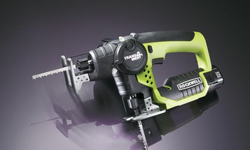 A Shape Shifting Power Tool For All Your Slicing Needs