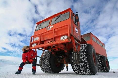 An East Antarctic Odyssey